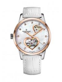 Poze Ceas de dama Claude Bernard Classic Open Heart Automatic 85018 357R NAPR2