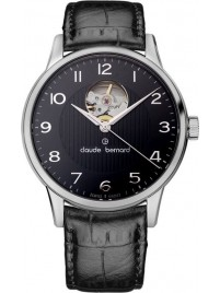 Poze Ceas barbatesc Claude Bernard Sophisticated Classics Automatic Open Heart 85017 3 NBN