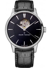 Poze Ceas barbatesc Claude Bernard Sophisticated Classics Automatic Open Heart 85017 3 NIN
