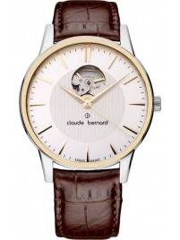 Poze Ceas barbatesc Claude Bernard Sophisticated Classics Automatic Open Heart 85017 357R AIR