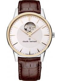Poze Ceas barbatesc Claude Bernard Sophisticated Classics Automatic Open Heart 85017 357R AIR