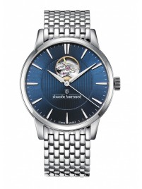 Poze Ceas barbatesc Claude Bernard Sophisticated Classics Open Heart Automatic 85017 3M BUIN