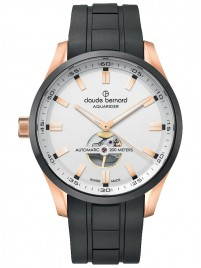 Poze Ceas barbatesc Claude Bernard Sporting Soul Aquarider Automatic Open Heart 85026 37RNCA AIR Ausstellungsstuck