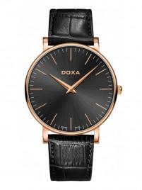 Poze Ceas Doxa D-Light Rosegold Black