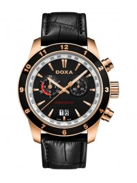 Poze Ceas barbatesc Doxa Grancircuit Rose Gold Black