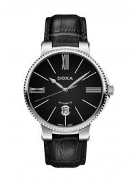 Poze Ceas barbatesc Doxa Il Duca Steel Black