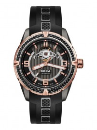 Poze Ceas barbatesc Doxa Trofeo TC-Evolution Rosegold Black