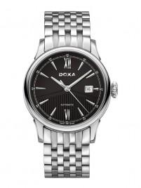 Poze Ceas barbatesc Doxa Vintage Steel Black 2