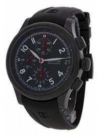 Poze Ceas barbatesc Eberhard Traversetolo Noir Limited Edition Chronograph Date 31053.1 CU