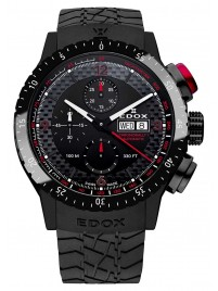 Poze Ceas barbatesc Edox Chronorally 1 Automatic Chronograph 01118 37NR NRO