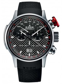 Poza ceas Edox Chronorally Big Date Chronograph 38001 TIN NIN