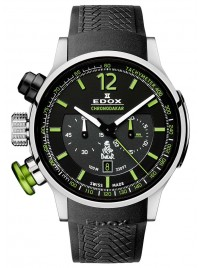 Poza ceas Edox Chronorally Chronodakar Limited Edition 2015 10303 TIN NV