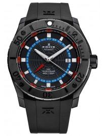 Poze Ceas barbatesc Edox Class1 GMT Worldtimer Automatic 93005 37N NOBU