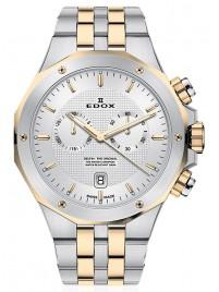 Poze Ceas barbatesc Edox Delfin Chronograph Date Quarz 10110 357JM AID