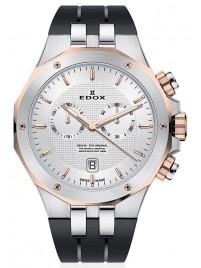Poze Ceas barbatesc Edox Delfin Chronograph Date Quarz 10110 357RCA AIR