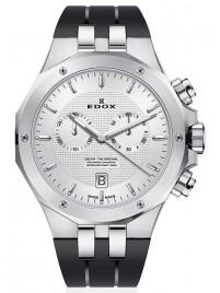 Poze Ceas barbatesc Edox Delfin Chronograph Date Quarz 10110 3CA AIN
