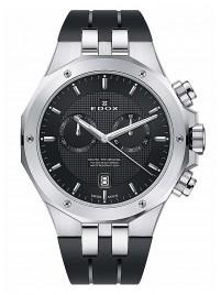 Poze Ceas barbatesc Edox Delfin Chronograph Date Quarz 10110 3CA NIN