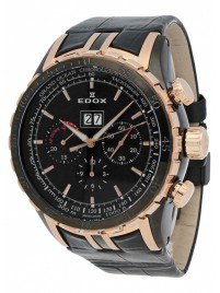 Poze Ceas barbatesc Edox Grand Ocean Extreme Sailing Series Special Edition Chronograph 45004 357RN NIN