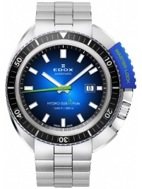 Poze Ceas barbatesc Edox Hydro Sub Automatic Limited Edition 80301 3NBU NBUSTB