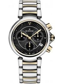 Poze Ceas de dama Edox LaPassion Chronograph 10220 357RM NIR