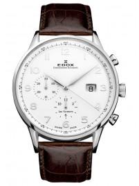 Poze Ceas barbatesc Edox Les Vauberts Chronograph Automatic 91001 3 ABN