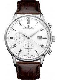 Poze Ceas barbatesc Edox Les Vauberts Chronograph Automatic 91001 3 AR
