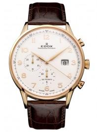 Poze Ceas barbatesc Edox Les Vauberts Chronograph Automatic 91001 37R ABR