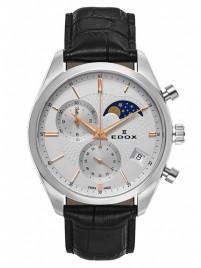 Poze Ceas barbatesc Edox Les Vauberts Chronograph Mondphase Date Quarz 01655 3 AIR