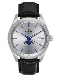 Poze Ceas barbatesc Edox Les Vauberts Mondphase Date Automatic 80505 3 AIBU