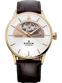 Poze Ceas barbatesc Edox Les Vauberts Open Heart Automatic 85014 37R AIR