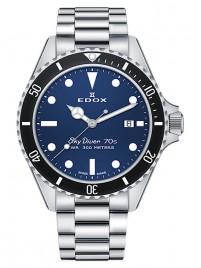 Poze Ceas barbatesc Edox SkyDiver 70s Date Date Quarz 53017 3NM BUI