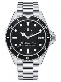 Poze Ceas barbatesc Edox SkyDiver 70s Date Date Quarz 53017 3NM NI