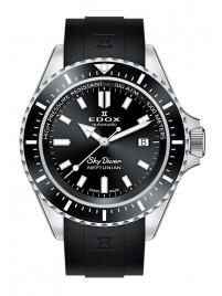 Poze Ceas barbatesc Edox SkyDiver Neptunian Date Automatic 80120 3NCA NIN