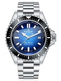 Poze Ceas barbatesc Edox SkyDiver Neptunian Date Automatic 80120 3NM BUIDN
