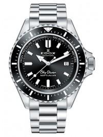Poze Ceas barbatesc Edox SkyDiver Neptunian Date Automatic 80120 3NM NIN