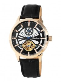 Poza ceas Engelhardt Luther Gold Black