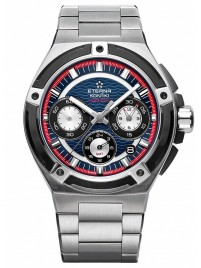 Poze Ceas barbatesc Eterna Royal Kontiki Chronograph GMT Manufacture 7760.42.80.0280