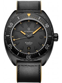 Poze Ceas barbatesc Eterna Super KonTiki Black Limited Edition 1273.43.41.1365L