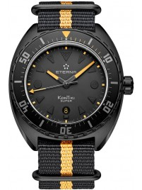 Poze Ceas barbatesc Eterna Super KonTiki Black Limited Edition 1273.43.41.1365TAusstellungsstuck