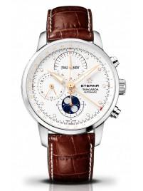 Poze Ceas barbatesc Eterna Tangaroa Automatic Mondphase Chronograph 2949.41.67.1260