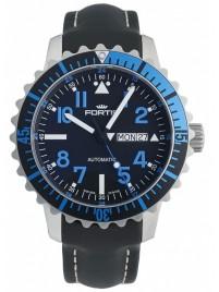 Poze Ceas barbatesc Fortis Aquatis Marinemaster DayDate Blue 670.15.45 L.01