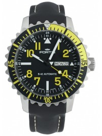 Poze Ceas barbatesc Fortis Aquatis Marinemaster DayDate Yellow 670.24.14 L.01