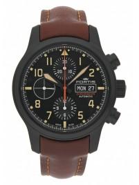 Poze Ceas barbatesc Fortis Aviatis Aeromaster Stealth Chronograph 656.18.18 L.18