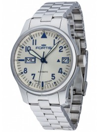 Poze Ceas barbatesc Fortis Aviatis F43 Recon Big DayDate Limited Edition 700.20.92 M