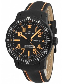 Poze Ceas barbatesc Fortis B42 Black Mars 500 DayDate 647.28.13 L.13 Limited Edition