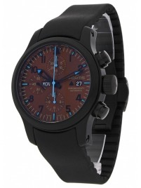 Poze Ceas barbatesc Fortis B42 Blue Horizon Chronograph PVD Limited Edition 656.18.95 K