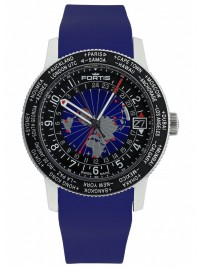 Poze Ceas barbatesc Fortis B47 World Timer GMT 674.21.11 Si.05