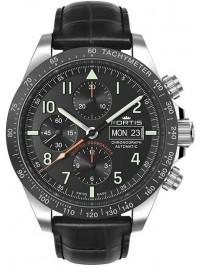 Poze Ceas barbatesc Fortis Classic Cosmonauts Chronograph Ceramic p.m. 401.26.11 L.01