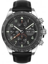 Poze Ceas barbatesc Fortis Classic Cosmonauts Chronograph Ceramic p.m. 401.26.11 L10