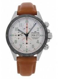 Poze Ceas barbatesc Fortis Classic Cosmonauts Chronograph Ceramic p.m. 401.26.12 L.28